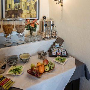 Hotel-Pension am Siegestor - Frühstücksauswahl